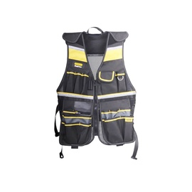 Stanley Tool Vest 420x580x470mm Black Yellow