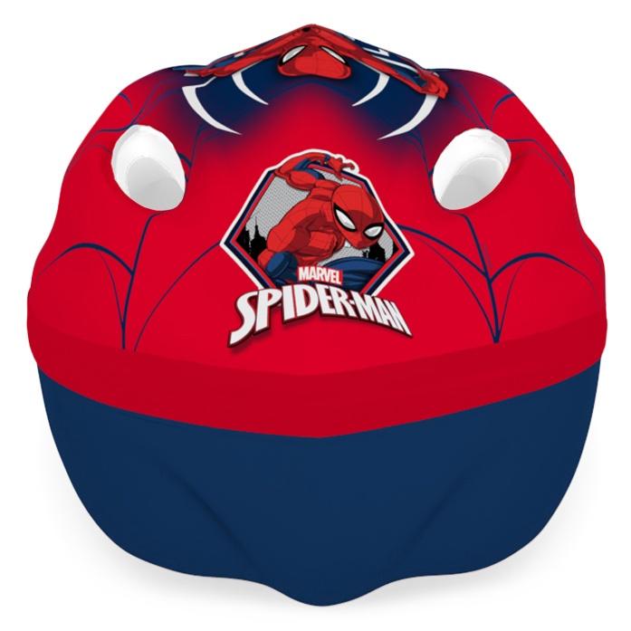 Шлем Disney Spider Man 9057, красный, 520 - 560 мм
