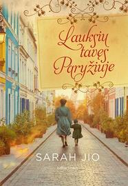 Knyga Lauksiu tavęs Paryžiuje