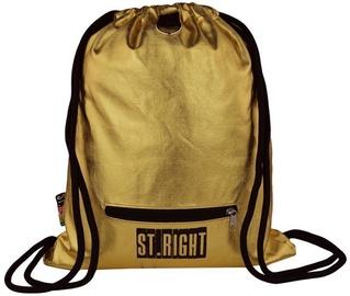 St.Majewski Sport Bag SO-11 Gold