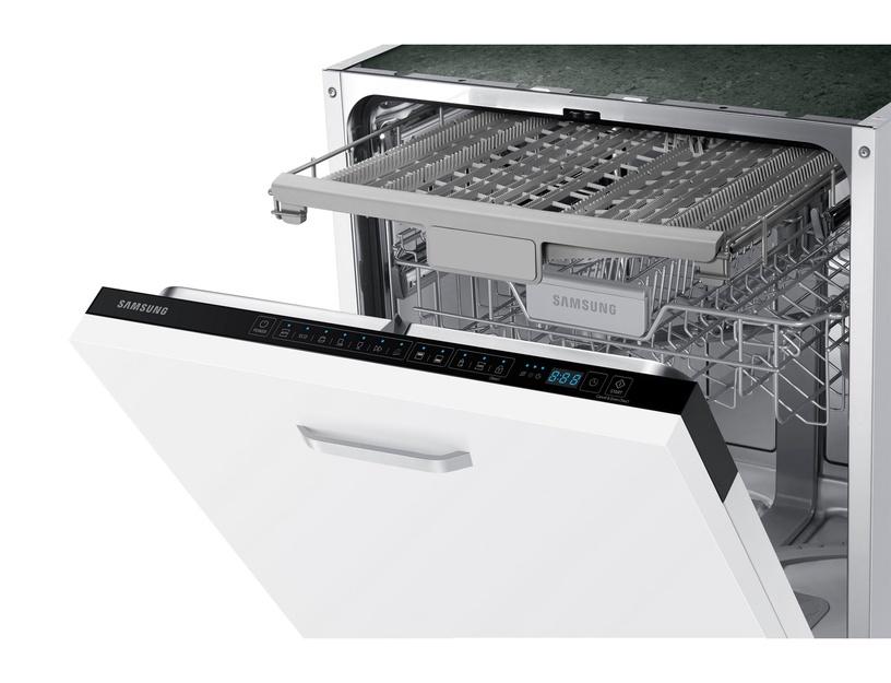 Įmontuojama indaplovė Samsung DW60M6050BB/EO