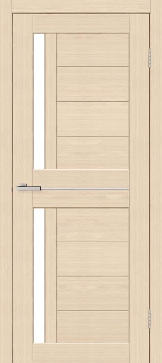 Полотно межкомнатной двери PerfectDoor Cortex 01, серый/песочный, 200 см x 70 см x 4 см