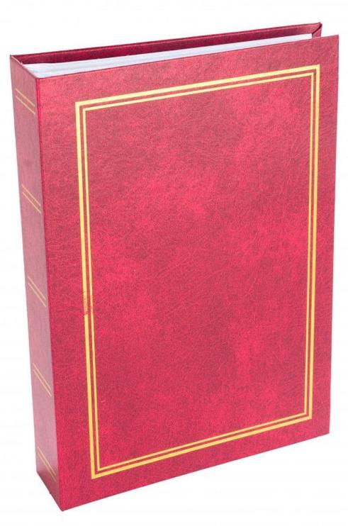 Альбом для фотографий Victoria Collection Classic 200M Album Red