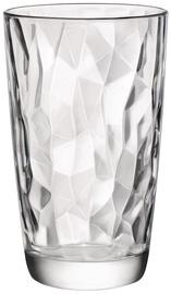 Bormioli Rocco Glass Diamond 470ml 6pcs