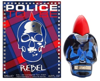 Police To Be Rebel 125ml EDT