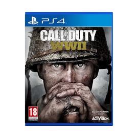 Kompiuterinis žaidimas Call of Duty: WWII, PS4