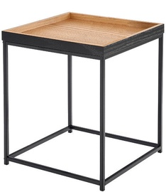 Halmar Yava Coffee Table Oak/Black