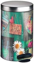 Meliconi New Line Waste Bin  Love My Home 14l