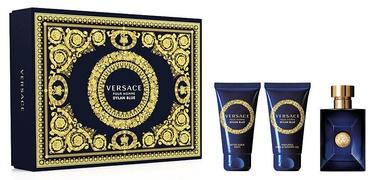 Rinkinys vyrams Versace Pour Homme Dylan Blue 3pcs Set 150 ml EDT