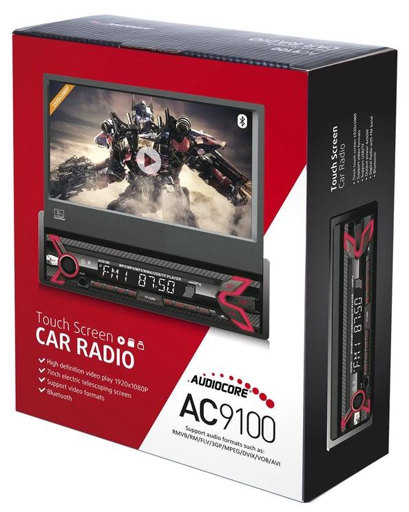 Audiocore LCD AC9100 Black
