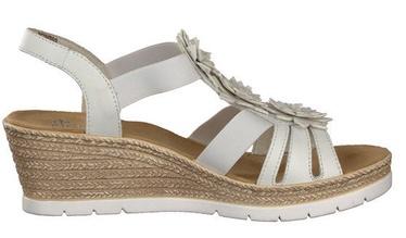 Rieker 61949 Sandals White 40
