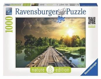 Ravensburger Puzzle Natural Edition 3 Mystic Skies 1000pcs 19538
