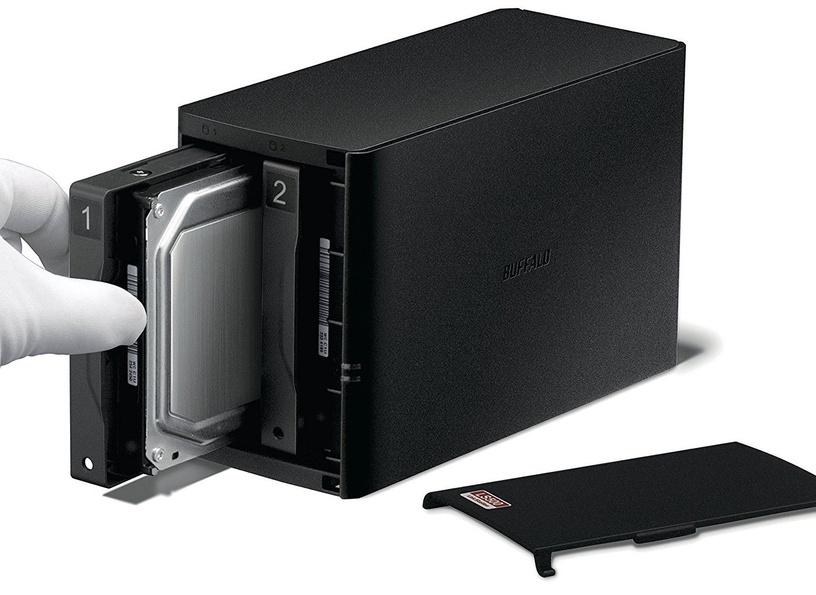 Buffalo LinkStation 520 8TB