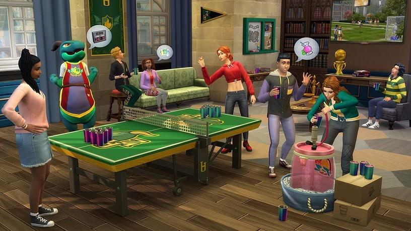 Sims 4: Discover University Expansion Pack PC