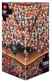 Dėlionė Heye Orchestra, 2000 dalių