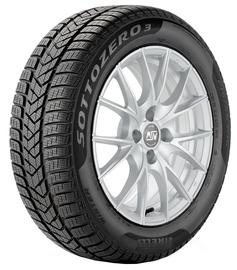 Žieminė automobilio padanga Pirelli Winter Sottozero 3, 215/55 R18 99 V XL C B 72