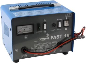 Зарядное устройство Cemont Fast 18, 12 В