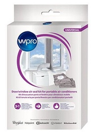 Lango tarpinė mobiliems kondicionieriams Whirlpool Door&Window Air Seal Kit