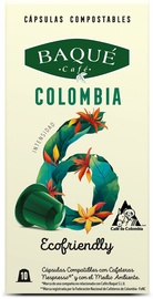 Кофе в капсулах Cafe Baque Colombia, 0.05 кг, 10 шт.