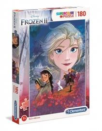 Clementoni Puzzle SuperColor Frozen II 180pcs 29768