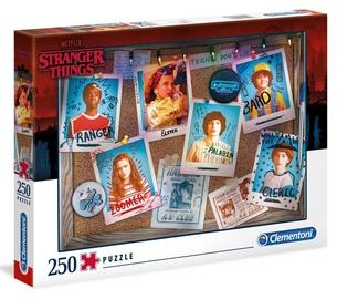 Clementoni Puzzle Stranger Things 250pcs 29103