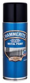 Hammerite Smooth Metal Aerosol Paint Silver 0.4l