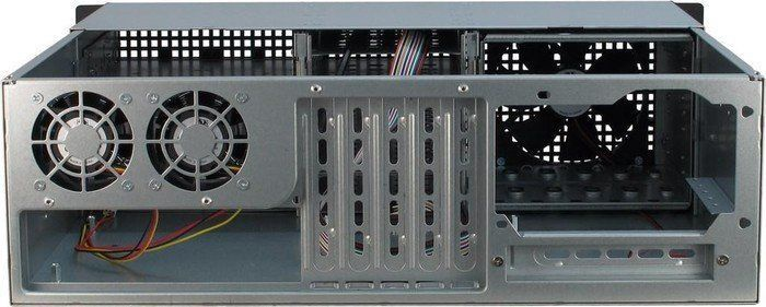 Inter-Tech 30240 3U Black