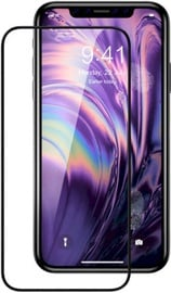 Fusion Full Glue 5D Screen Protector For Apple iPhone XS Max Black