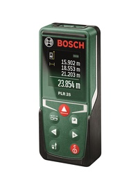 Laser kaugusmõõtja Bosch Green PLR25