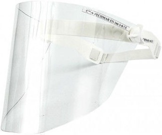Rexxer RL-01-121 Face Protection Mask Transparent