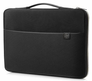 HP 17.3 Carry Sleeve Black Gold 3XD37AA