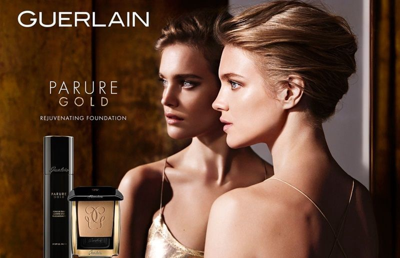 Guerlain Parure Gold Gold Radiance Foundation SPF30 30ml 02