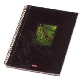 Herlitz Spiral Notepad A6 Black Box Assortment 10088573