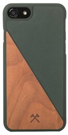 Woodcessories EcoSplit Back Case For Apple iPhone 7 Plus/8 Plus Cherry/Green