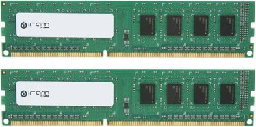 Mushkin iRAM 16GB 1866MHz CL13 DDR3 ECC KIT OF 2 MAR3E186DT8G28X2