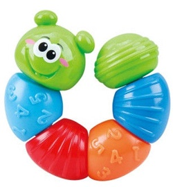 PlayGo Pop & Rattle Caterpillar 2762
