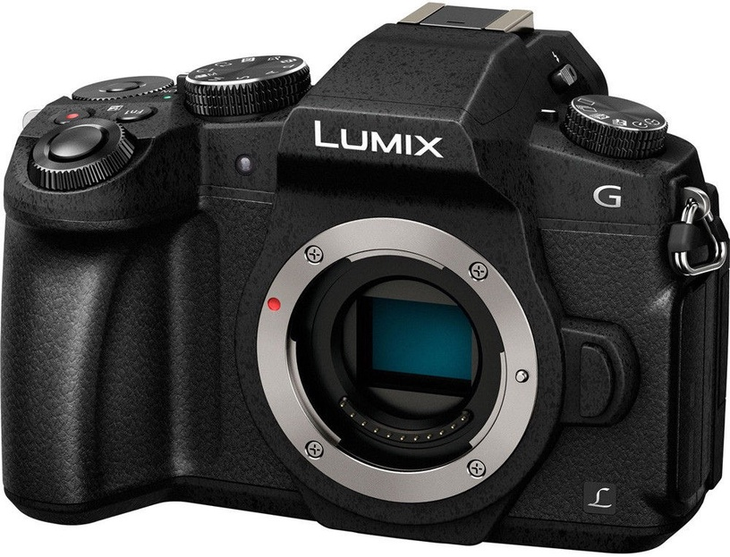 Panasonic Lumix G DMC-G80EG-K