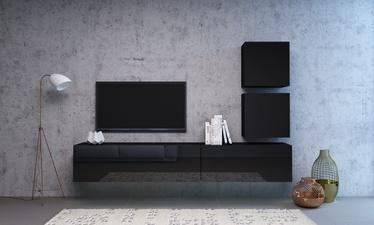 Комплект мебели для гостиной Vivaldi Meble Vivo Vivo 1, черный