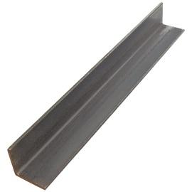 Steel Corner Profile S235 25x25x3mm 2m Grey