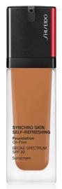 Shiseido Synchro Skin Self-Refreshing Foundation 30ml 510