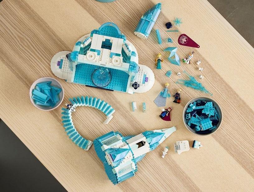 Конструктор LEGO I Disney Princess Ледяной замок 43197, 1575 шт.
