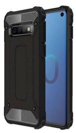Hurtel Hybrid Armor Back Case For Samsung Galaxy S10 Black