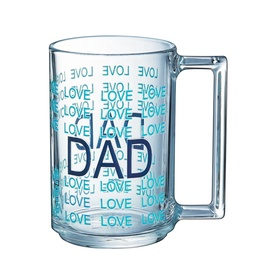 Puodelis Luminarc Dad, 320 ml