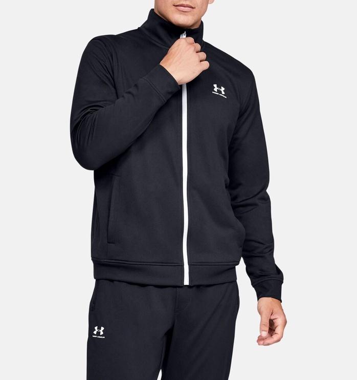 Пиджак Under Armour Sportstyle Tricot Mens Jacket 1329293-002 Black S