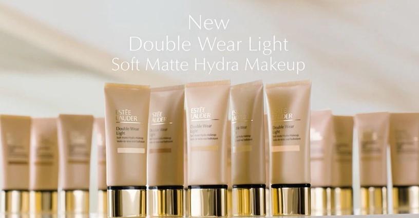 Estee Lauder Double Wear Light Soft Matte Hydra Makeup SPF10 30ml 2C3