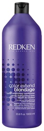 Plaukų kondicionierius Redken Color Extend Blondage Color Depositing Conditioner, 1000 ml