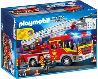 Playmobil City Action Ladder Unit With Lights & Sound 5362