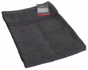 Verners Frotee Wick Pattern 50x100cm Gray
