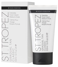 St. Tropez Gradual Tan Classic Face Cream 50ml Medium/Dark