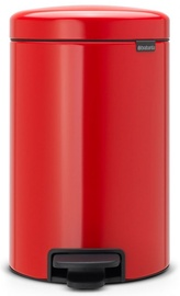Brabantia Pedal Bin NewIcon 3l Passion Red